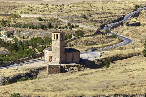 Iglesia del Santo Sepulcro - Segovia, España