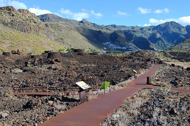 Maipés Parque Arqueológico, Agaete Valley, Gran Canaria