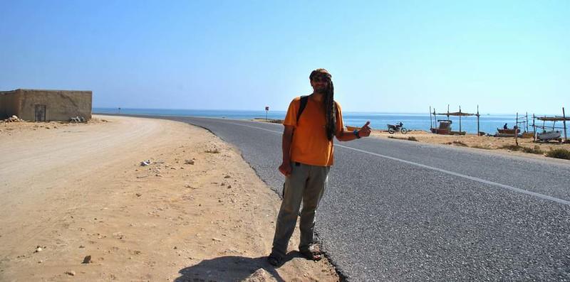 27 Haciendo autostop en la Isla de Qeshm (66)
