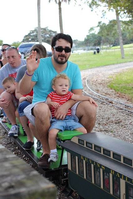 Tradewinds Train Ride