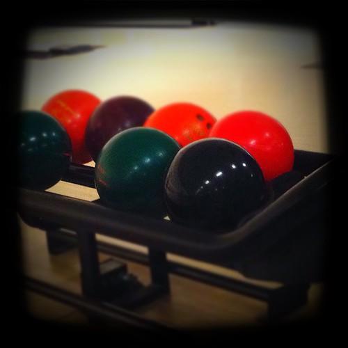 November- Bowling