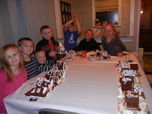 Dec 20 2013 Gingerbread Houses