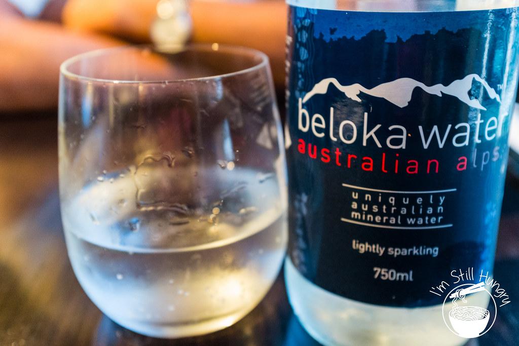 Beloka water jones the grocer