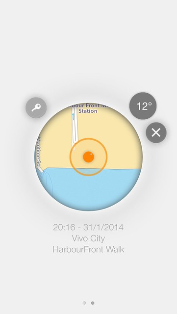 Chipolo iOS App - Location