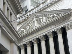 Stock Exchange Pediment
