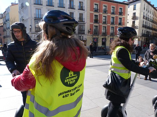 Segways en Madrid