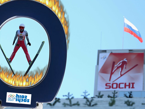 SOCHI RING OF FIRE by WilliamBanzai7/Colonel Flick