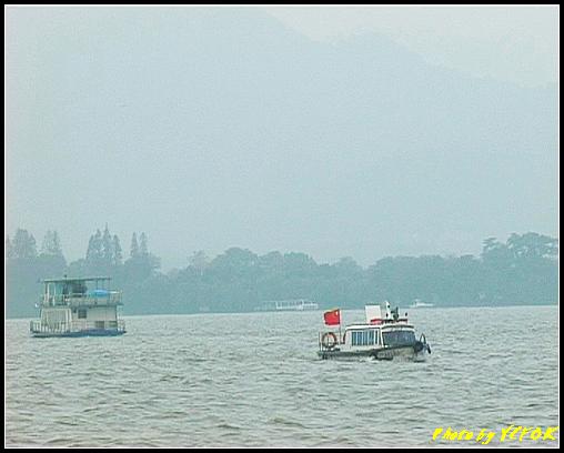 杭州 西湖 (其他景點) - 005 (古湧金門附近景點看西湖)