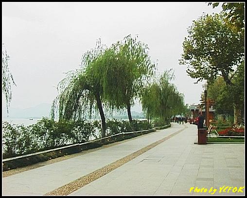 杭州 西湖 (其他景點) - 093 (湖濱路的湖畔與北山路的交界點)