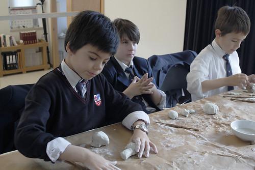 Visitas de Peñacorada a la Fundación Cerezales