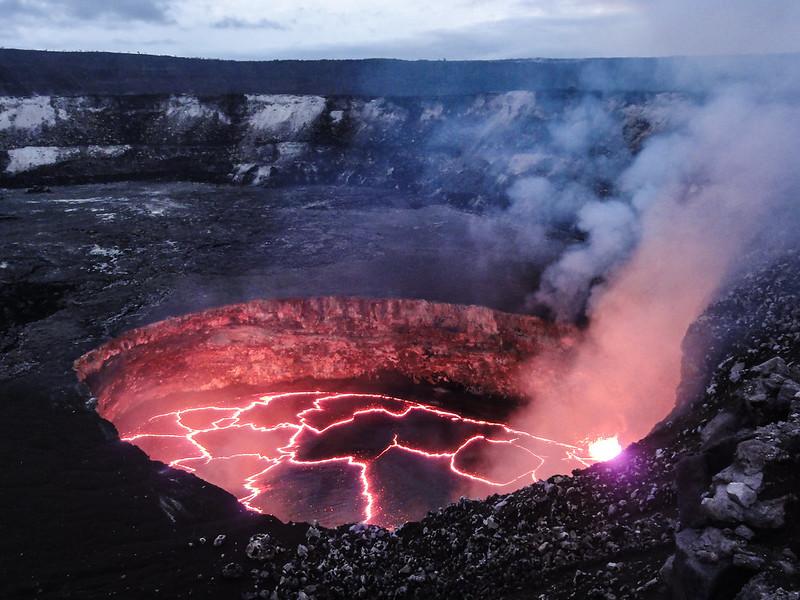 Kilauea Lava Lake
