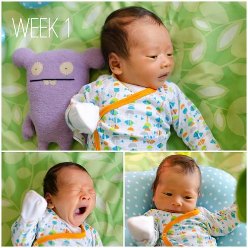 Oliver - Week 1