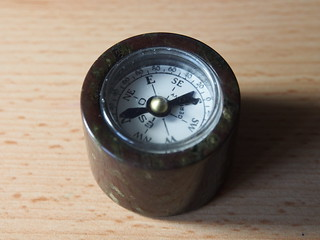 Serpentine Compass