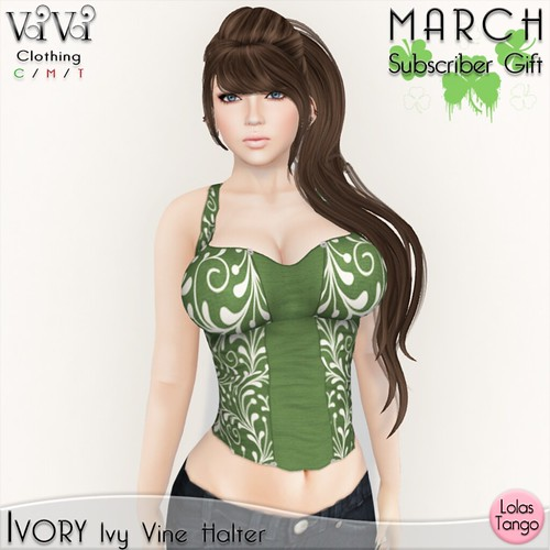 FabFree Designer of The Day – 3/4/14 – {ViVi}