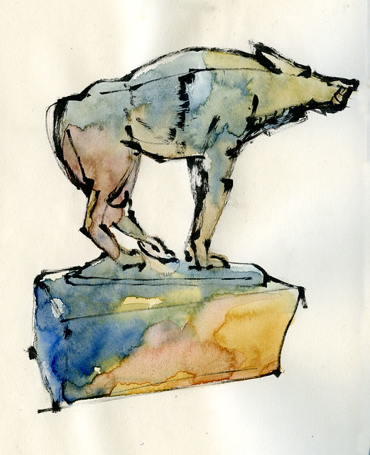Harpy (Statue)