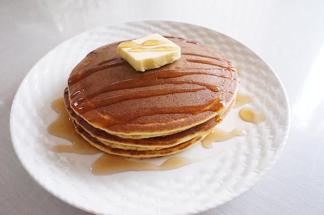 Almond Flour Pancakes (Gluten Free)
