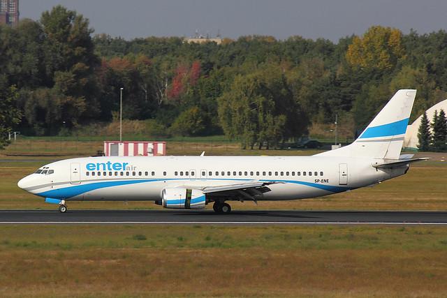 Enter Air - B734 - SP-ENE (2)