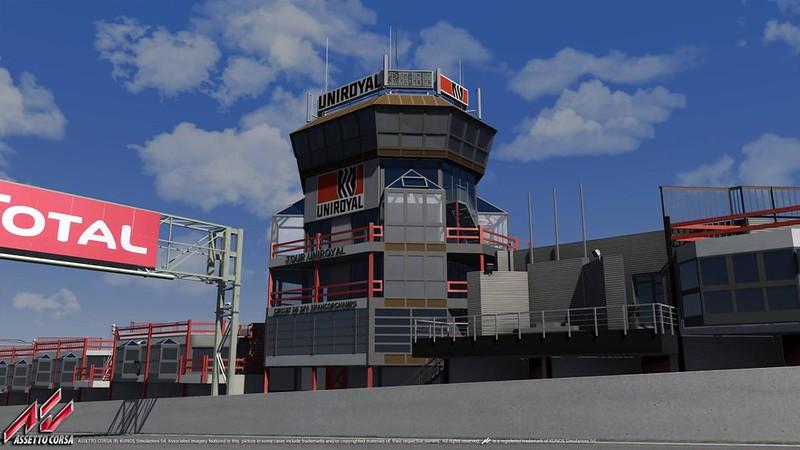 Spa Francorchamps Assetto Corsa