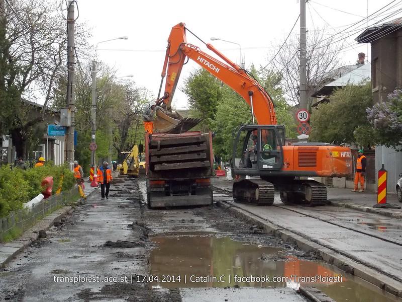 Traseul 101, etapa II: Intersecție Candiano Popescu ( zona BCR ) - Gara de Sud 13915719605_d635d39e2c_c
