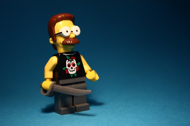The Dark Side of Ned Flanders