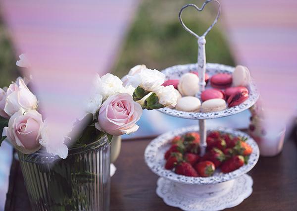 birthday, macaroons, strawberries, fashion blog, מקרונים, תותים, עוגיות ,אפונה בלוג אופנה, יומולדת