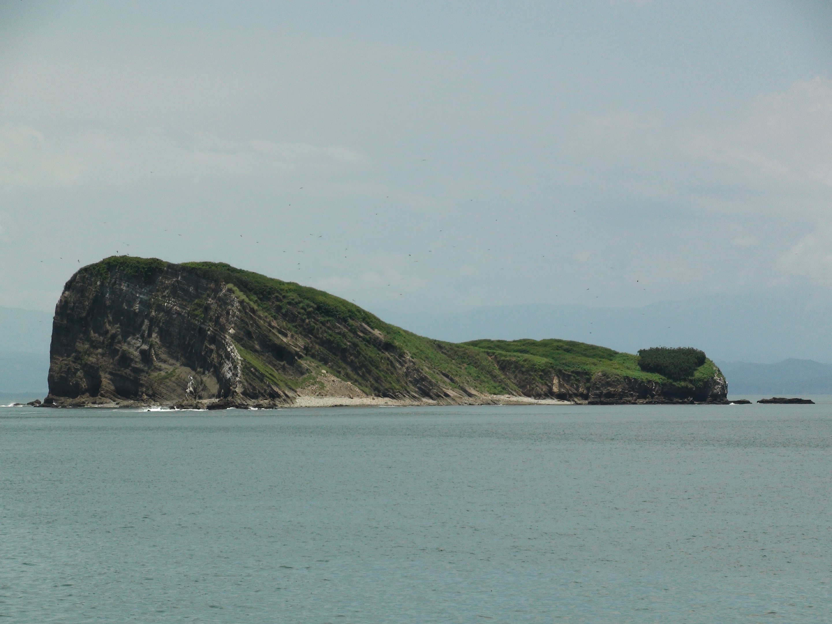 Another view of Isla San Lucas