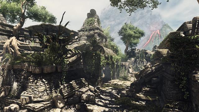 COD Ghosts Devastation_Ruins Environment