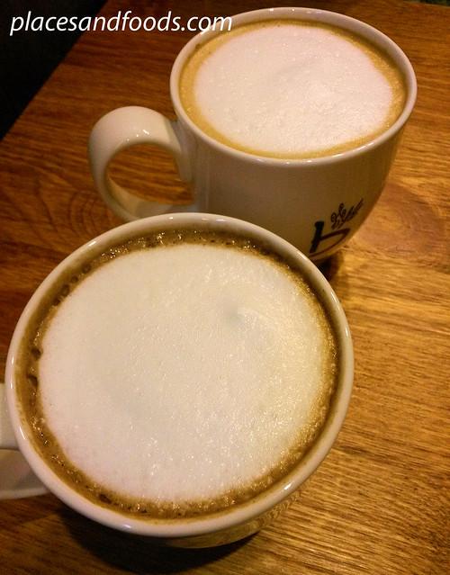 caffe bene sunway misugaru
