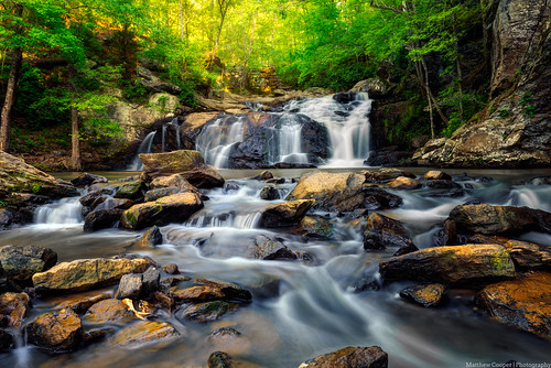 trees light green nature water waterfall nikon rocks cottoncandy hdr d800 cochranmillspark