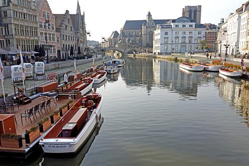 Belgium-6362 - Graslei