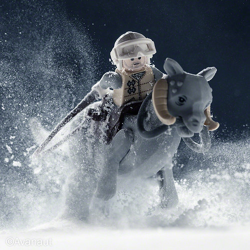 Breaking in the Tauntaun (Revisited & Rejected)