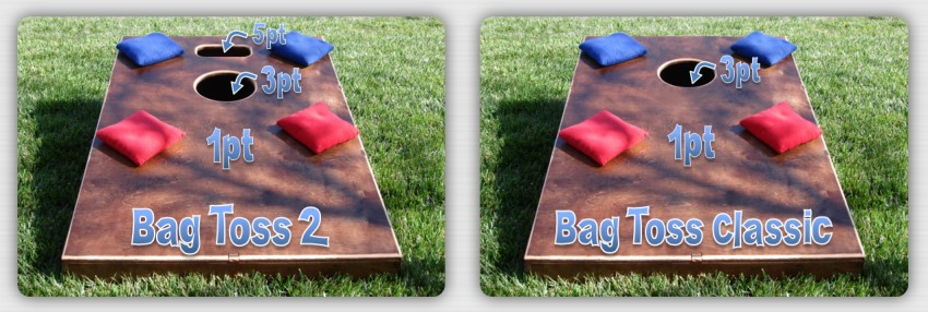 how to play bag toss