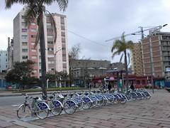 2014 07_Montevideo_Bicicletas Públicas
