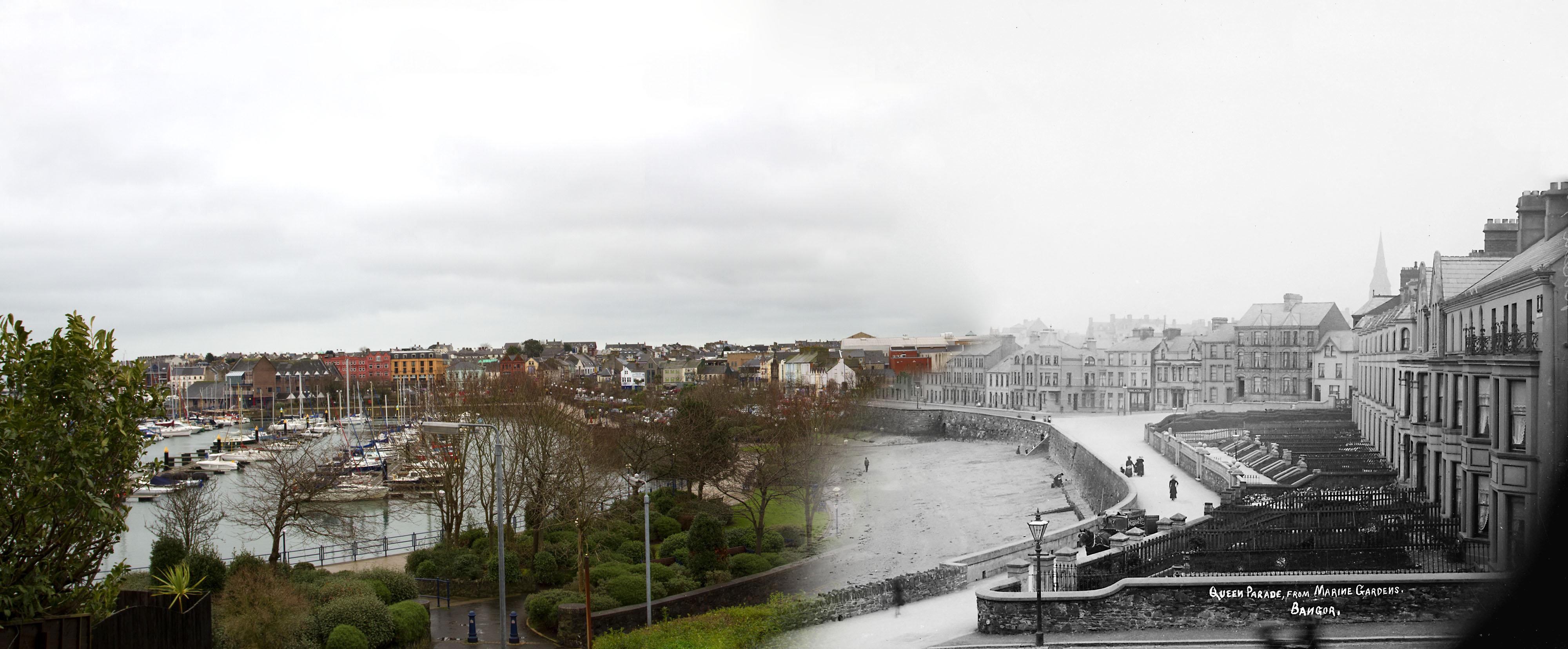 Bangor Marina, County Down