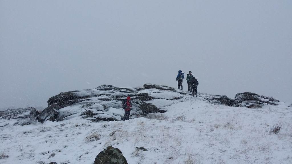 Herne Hole Tor #sh #dartmoor