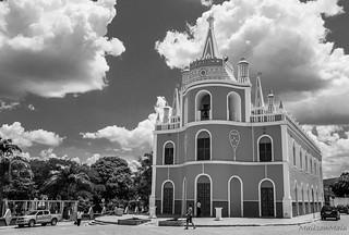 Igreja do Rosário. Barbalha-CE. Brasil.