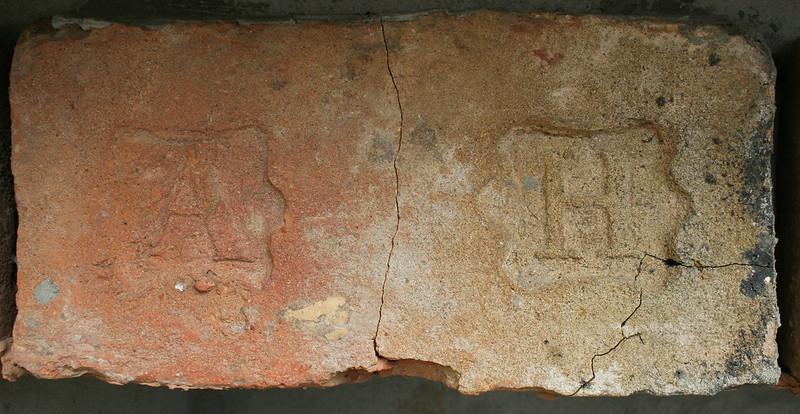 Old brick texture 25