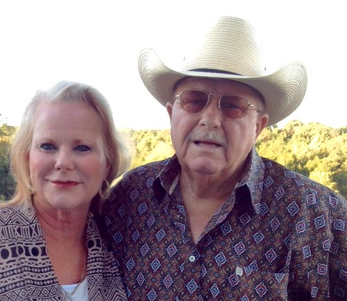 Oklahoma ranchers Julie and Robert Carr credit good old fashioned determination and a USDA Farm Service Agency loan with making it through one of the worst droughts to hit the state.