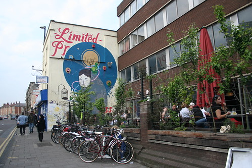 Image result for Stokes Croft, Bristol