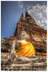 Thailand: Wat Yaichaimongkol