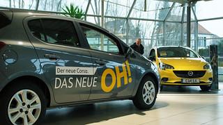 Opel Corsa E. #DasNeueOH