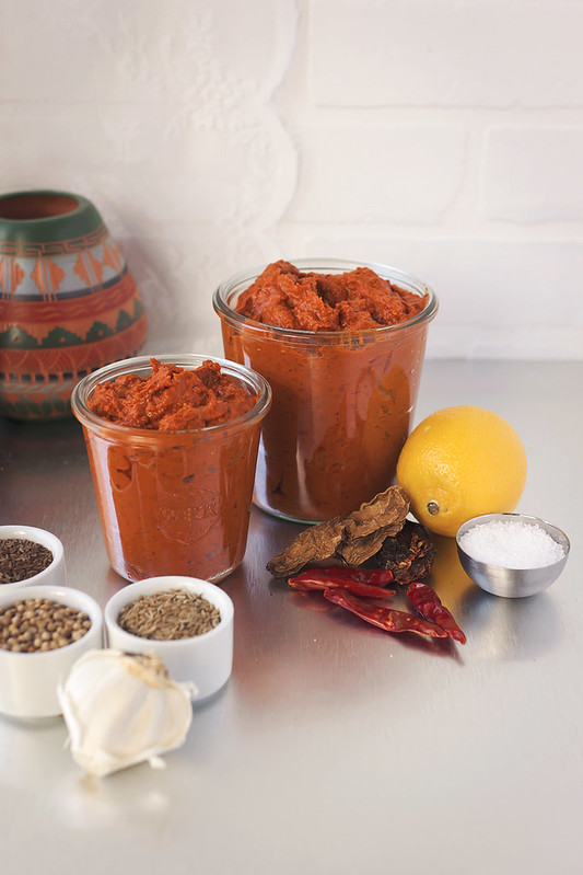How-to Make Harissa Paste // @tastyyummies // www.tasty-yummies.com