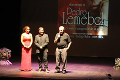 Homenaje Pedro Lebemel
