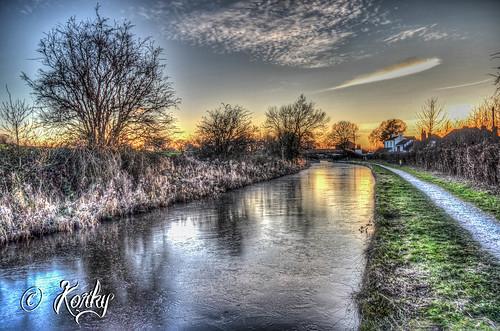 Macclesfield Canal Scholar Green