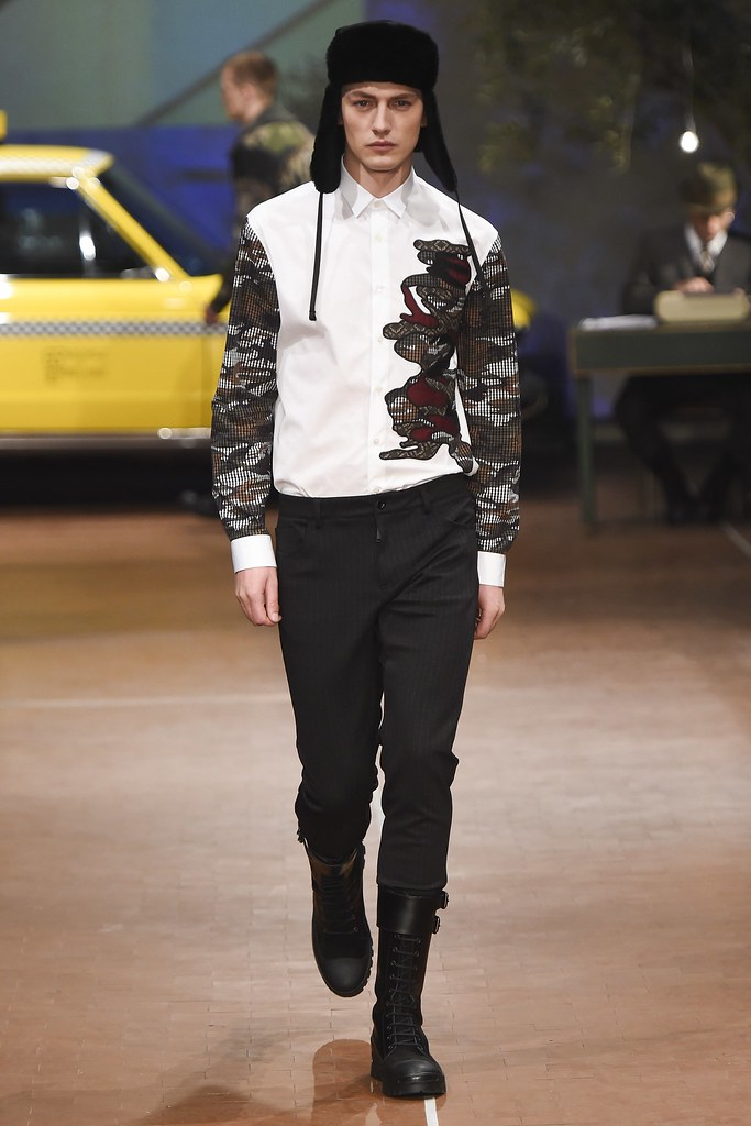 Jakob Hybholt4165_FW15 Milan Antonio Marras(VOGUE)