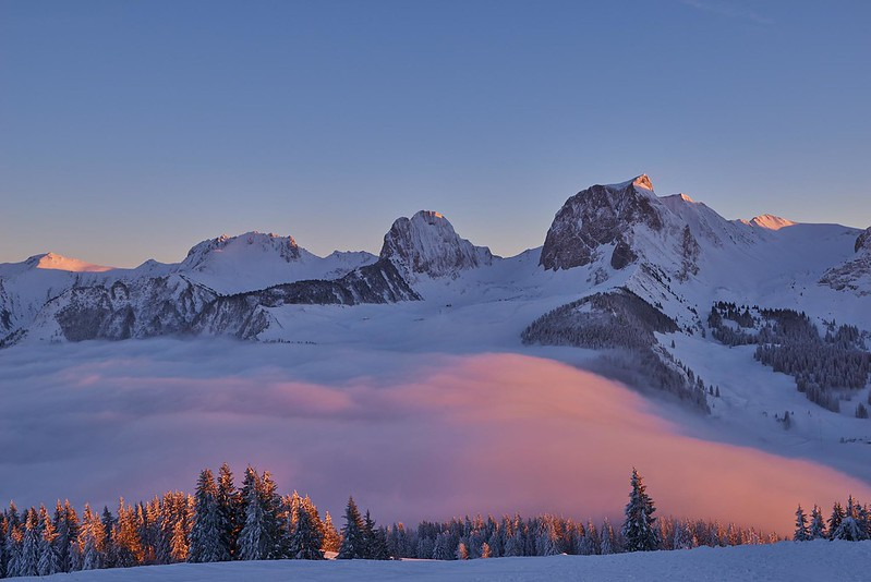 High Fog in Colors - Selibüel