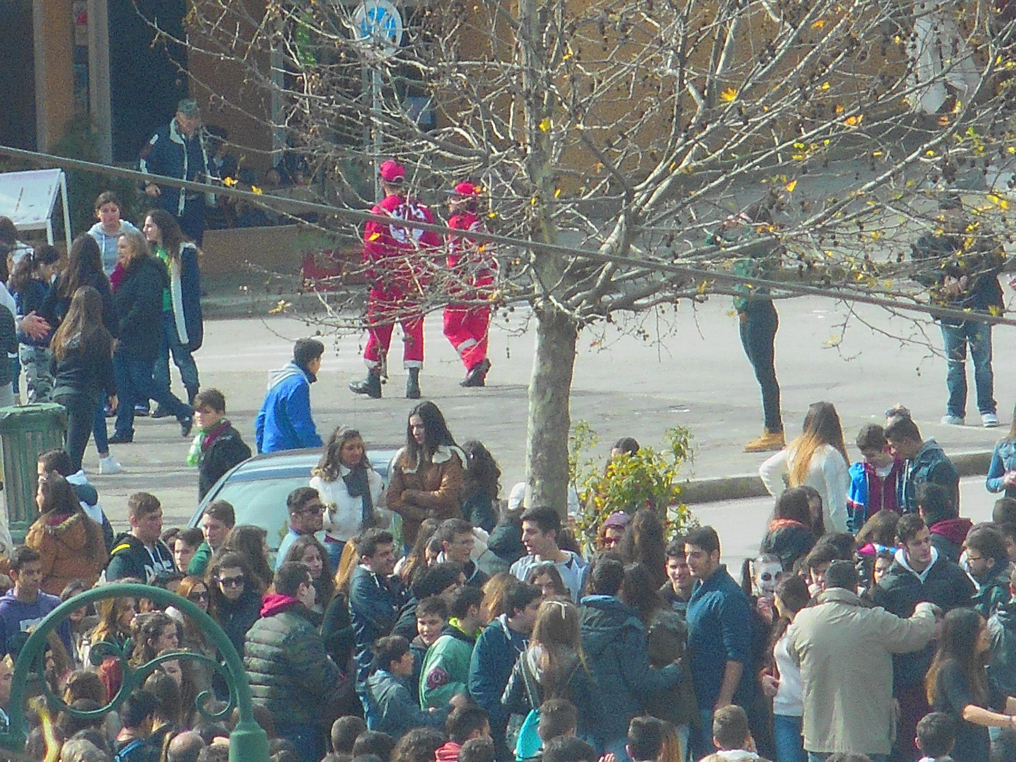 Εκδρομή μαθητών την Τσικνοπέμπτη στη Ψίνθο 2015