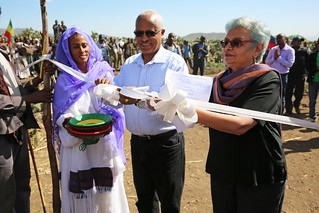 Multiple clean water scheme inauguration