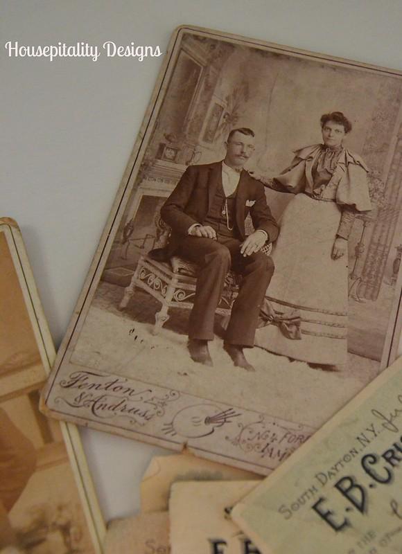Antique Photograph-Housepitality Designs