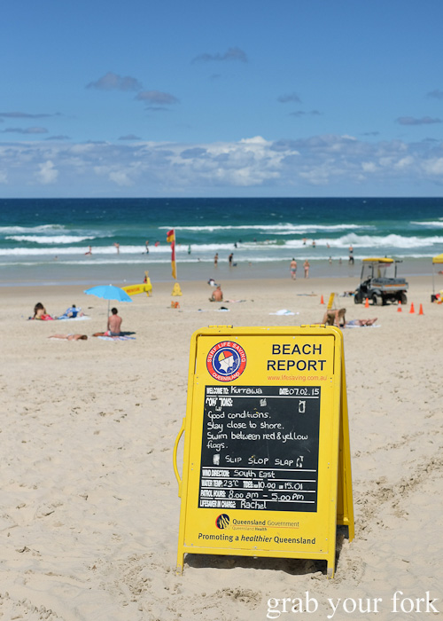 Kurrawa Beach, Gold Coast